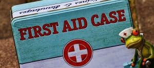 First Aid Supplies and Checklist