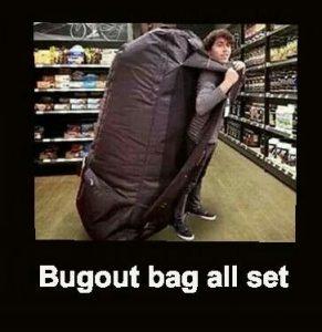 common sense bug out bag