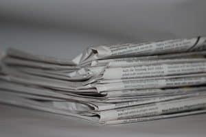 newspaper for survival