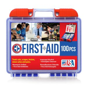 First-Aid Survival Kit