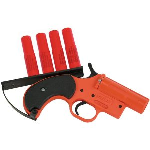 self-defense flare gun